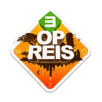 3 op Reis logo