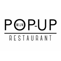 Mijn POP-UP restaurant logo
