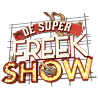 De super Freek Show logo